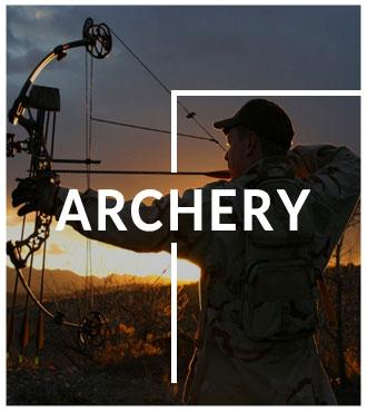 Buy Archery equipment